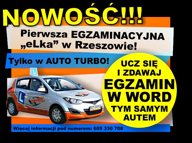 Możliwość-zdawania-egzaminu-w-WORD-na-autach-OSK-AUTO-TURBO