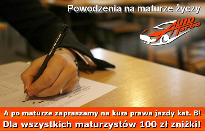 Powodzenia-na-maturze-zyczy-AUTO-TURBO-Kurs-prawa-jazdy-dla-maturzystów-100-zł-zniżki