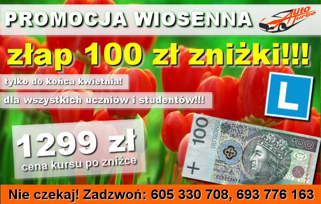 OSK-AUTO-TURBO-promocja-wiosenna-dla-wszystkich-uczniów-i-studentów-100-zl-znizki