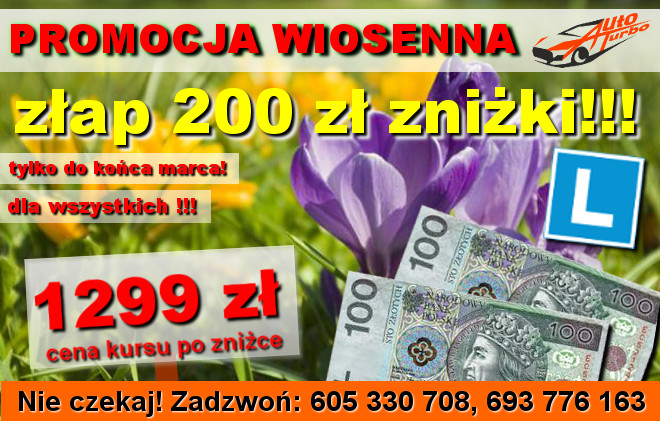 OSK-AUTO-TURBO-promocja-wiosenna-dla-wszystkich-200-zl-znizki