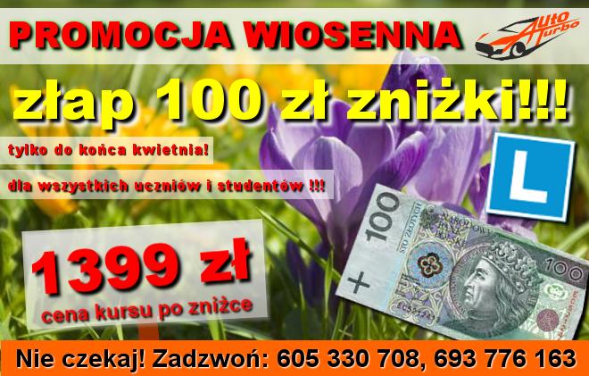 OSK-AUTO-TURBO-promocja-wiosenna-dla-wszystkich-uczniow-i-studentow-100-zl-znizki