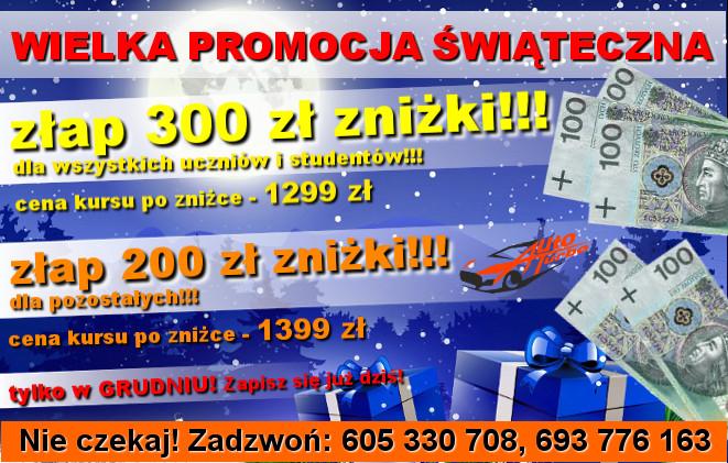 OSK-AUTO-TURBO-promocja-swiateczna-dla-wszystkich-300-zl-znizki