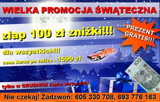 OSK-AUTO-TURBO-promocja-swiateczna-dla-wszystkich-100-zl-znizki
